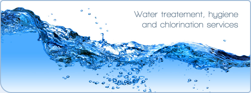 Water treatment, hygiene and chlorination services